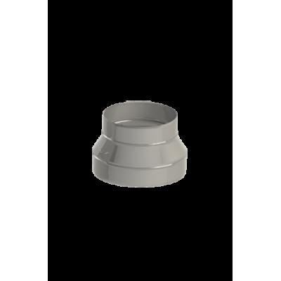 Верхівка конусна двостінна з нержавіючої сталі